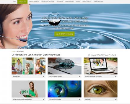makkelijke, duidelijke en snelle website_ voorbeeld van overzichtspagina