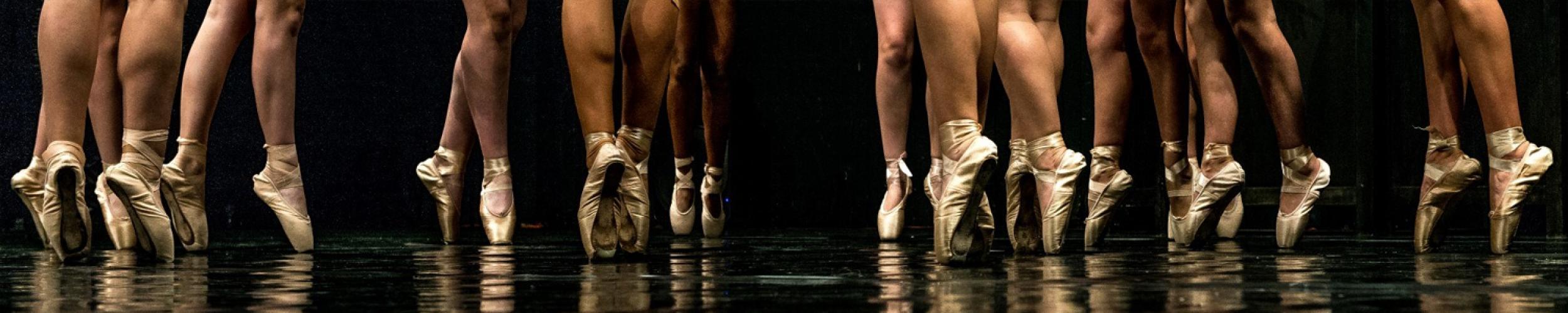 de nieuwe makkelijke, duidelijke en snelle website van de izegemse dansacademie door Joke Maakt Websites