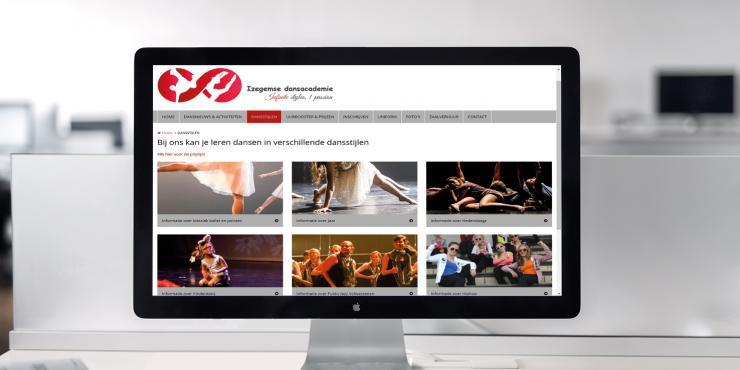 Makkelijke, duidelijke en snelle website voor sportclubs