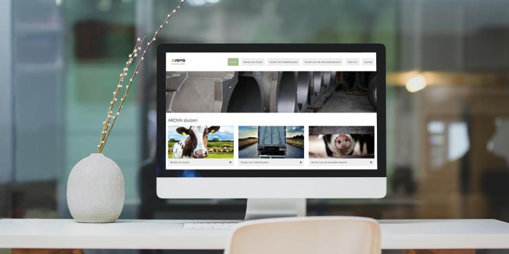 Een makkelijke, duidelijke en snelle website voor sluizenbouwers